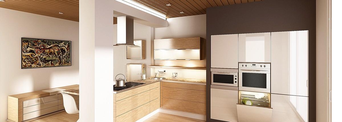 Cocinas acogedoras y funcionales for Cocinas acogedoras